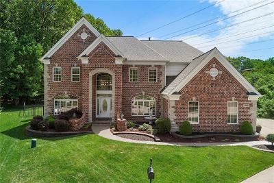 Wildwood Single Family Home For Sale: 1660 Garden Valley Court