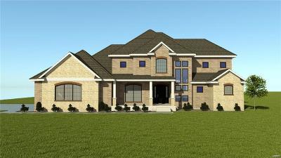 St Louis Single Family Home For Sale: 5 Glenmaro Lane #tbb