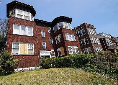 St Louis City County Multi Family Home For Sale