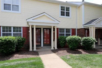 St Louis Condo/Townhouse For Sale: 9140 North Swan