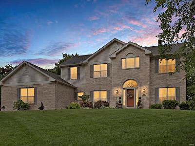 Shiloh Single Family Home For Sale: 4309 Mahogany Lane
