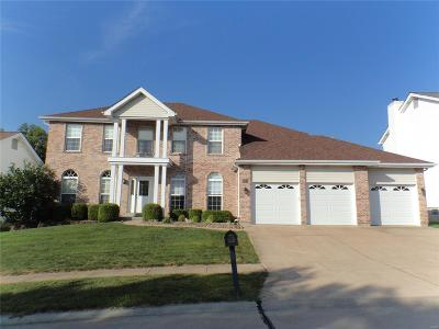 St Louis Single Family Home For Sale: 4612 Ambsdale Court