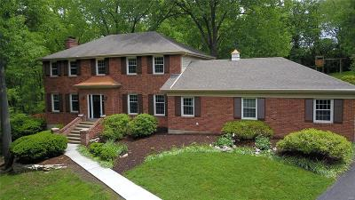 Single Family Home For Sale: 862 Amersham Drive