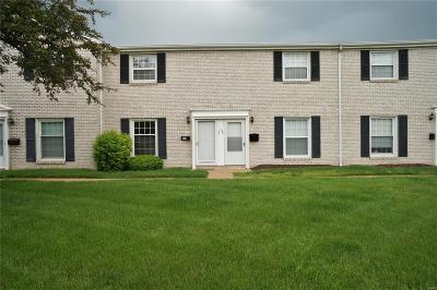 St Louis Condo/Townhouse For Sale: 1037 Avenue H