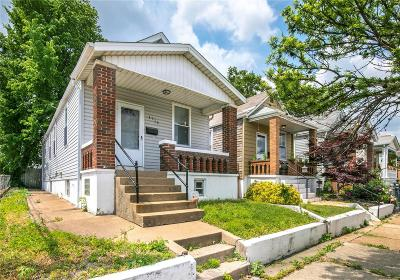 St Louis City County Single Family Home For Sale: 1715 Marconi Avenue
