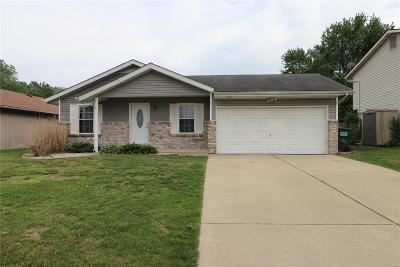 Granite City Single Family Home For Sale: 5148 Stephanie Drive