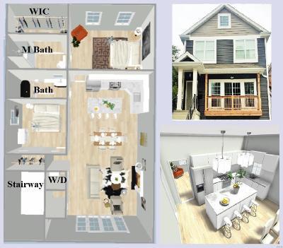 St Louis City County Condo/Townhouse For Sale: 5038 Miami