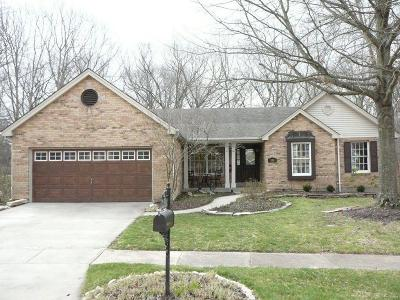 Single Family Home For Sale: 508 Willow Glen
