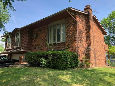 Fairview Heights Single Family Home For Sale: 121 Toulon Court