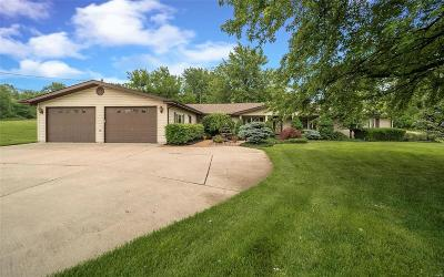 Bridgeton Single Family Home For Sale: 3202 Smiley