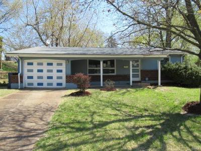 Single Family Home For Sale: 2667 Garham Drive
