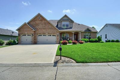 Maryville Single Family Home For Sale: 108 Stonebridge Crossing Drive