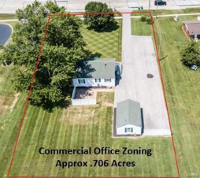 O'Fallon Commercial For Sale: 809 West State Street West