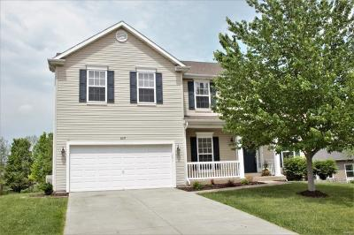 St Charles County Single Family Home For Sale: 609 Mayflower Drive