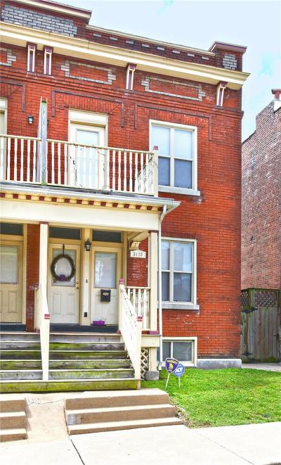 St Louis City County Single Family Home Coming Soon: 3120 Sidney Street