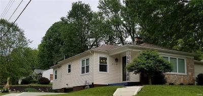 Edwardsville IL Single Family Home For Sale: $190,000