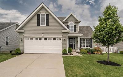 Wentzville Single Family Home For Sale: 103 Peruque Estates Lane