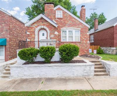 St Louis City County Single Family Home For Sale: 6704 Morganford