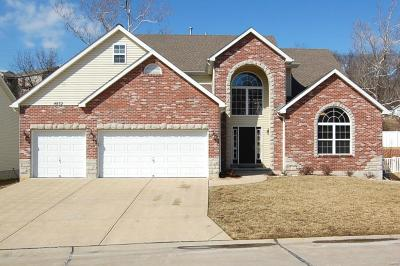 Fenton Single Family Home For Sale: 4832 Romaine Spring Drive