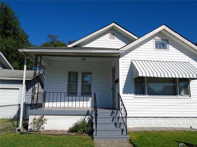 Granite City Single Family Home For Sale: 3008 Myrtle Avenue