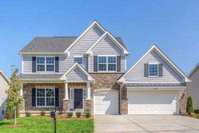 Wentzville Single Family Home For Sale: 806 Ellis Park (Lot 163d) Place