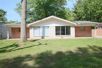 Fairview Heights Multi Family Home For Sale: 9633 Ridge Heights Road
