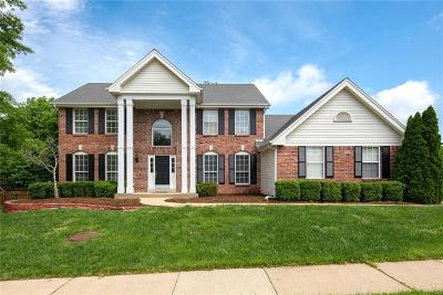 Wildwood Single Family Home For Sale: 16401 Waterford Manor Court