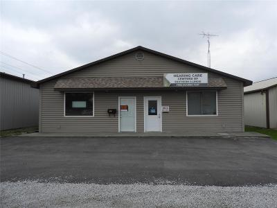 Franklin County, Gasconade County, Jefferson County, Lincoln County, Montgomery County, Pike County, St Charles County, St Louis City County, St Louis County, Warren County Commercial For Sale: 105 North Old Route 66