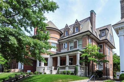 St Louis Single Family Home For Sale: 4361 Westminster