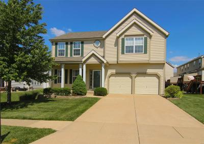 Dardenne Prairie Single Family Home For Sale: 342 Greenshire Lane