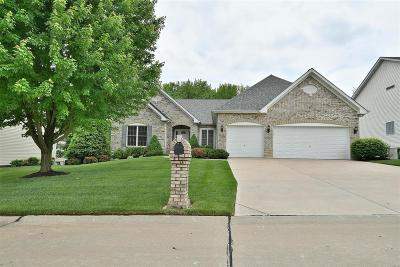 St Charles Single Family Home For Sale: 4678 Chippewa Way