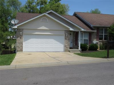 Marthasville Single Family Home For Sale: 807 Tiffany Court #B