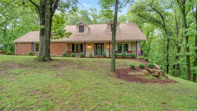 Wildwood Single Family Home For Sale: 1824 Oak Tree Ridge Road