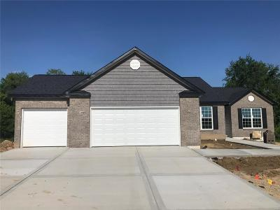 O'Fallon New Construction For Sale: 7008 Milburn Estates Drive