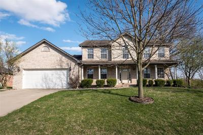 Belleville Single Family Home For Sale: 102 Foxbrush Drive