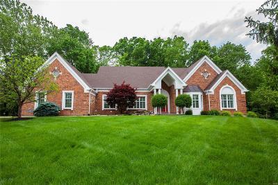 Weldon Spring Single Family Home For Sale: 79 Greensburg Court