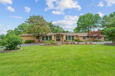 St Louis Single Family Home Coming Soon: 28 Ladue Estates