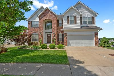Fenton Single Family Home For Sale: 1114 Mosswoods Court