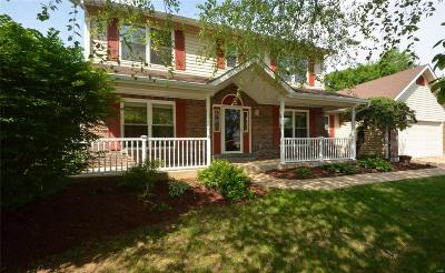 St Charles Single Family Home For Sale: 2736 Kettering Drive