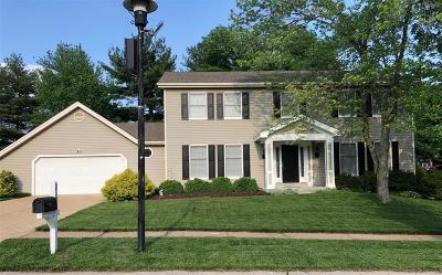 Chesterfield MO Single Family Home For Sale: $409,900