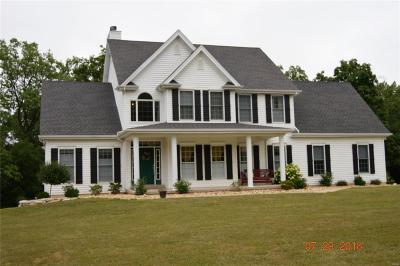 Single Family Home For Sale: 1228 North Point Prairie Road
