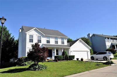 St Peters Single Family Home For Sale: 835 Glencorse Drive