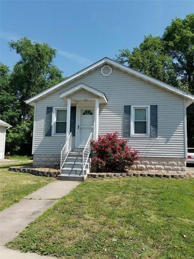 Alton Single Family Home For Sale: 2916 Hillcrest Avenue