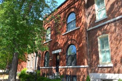 St Louis Condo/Townhouse For Sale: 1619 Carroll #A