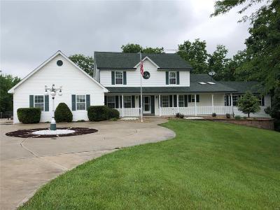 Lincoln County Single Family Home For Sale: 171 Beach Ann Drive