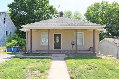 Collinsville Single Family Home For Sale: 330 North Aurora