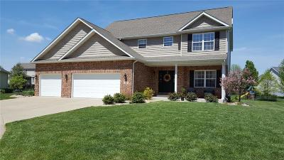 Belleville Single Family Home Option: 2425 Ben Hogan Court