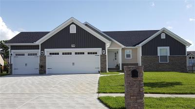 Wentzville Single Family Home For Sale: Lot 667 Stone Ridge Canyon