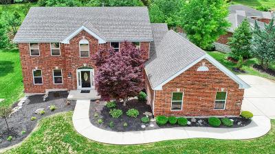 Eureka Single Family Home For Sale: 530 Overlook Terrace