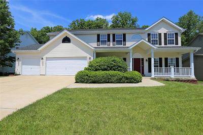 O'Fallon Single Family Home For Sale: 1544 Hunters Meadow Drive